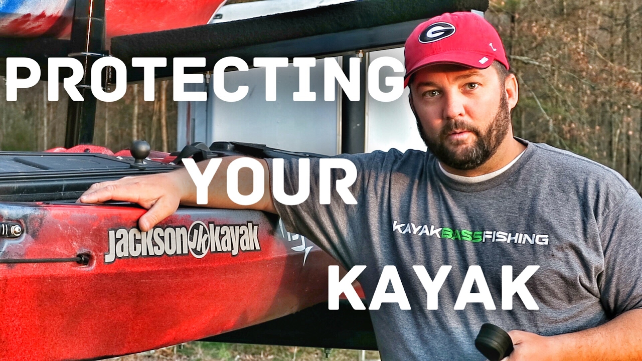 Kayak Fishing - How to Store and Transport Your Kayak Safely