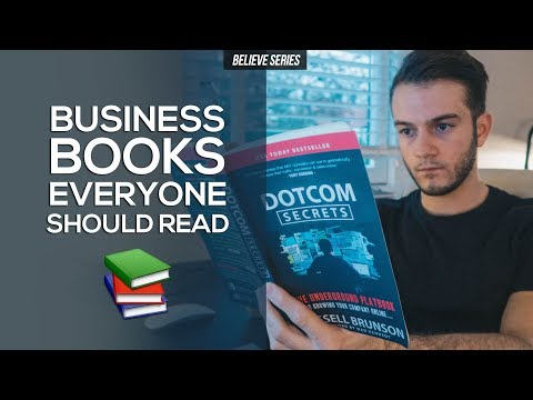 BUSINESS BOOKS THAT HAVE HELPED ME THE MOST
