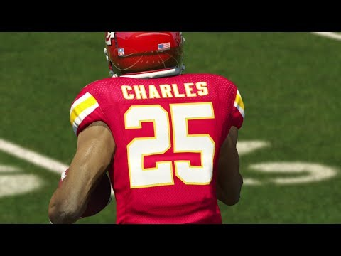 99 Jamaal Charles Highlights New Position Highlight Collection - Madden 25 Ultimate Team Gameplay