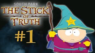 South Park The Stick of Truth - Part 1 | FUNNIEST GAME EVER!