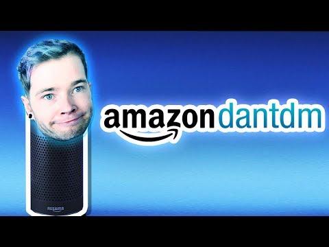 Amazon Echo: DanTDM Edition