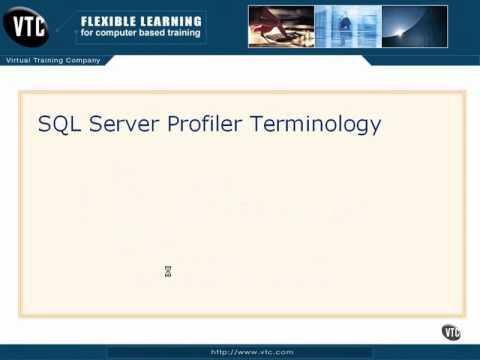 Profiler Lesson 9.1