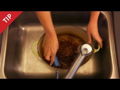 How to Clean Enamel Cookware - CHOW Tip