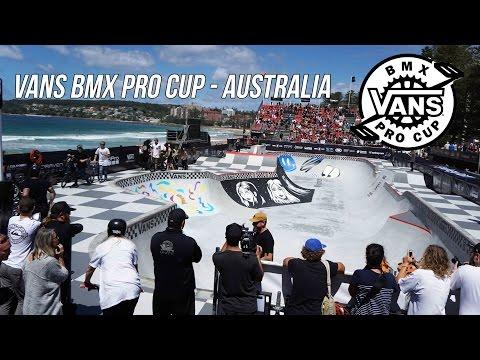 VANS BMX PRO CUP QUALIFIER!