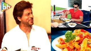 """I Will Make Pasta For My Children On Eid"": Shah Rukh Khan"