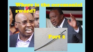 Where Is The Uhuru Sword Of Authority Hidden? Part 2
