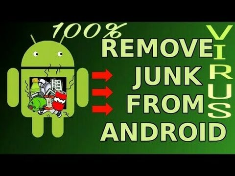 Remove virus from android phones (Hindi audio)