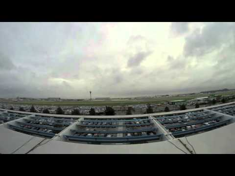 TIMELAPSE Heathrow: From day to night...