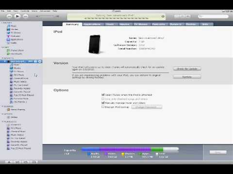 How to transfer apps from your iPod Touch to your computer