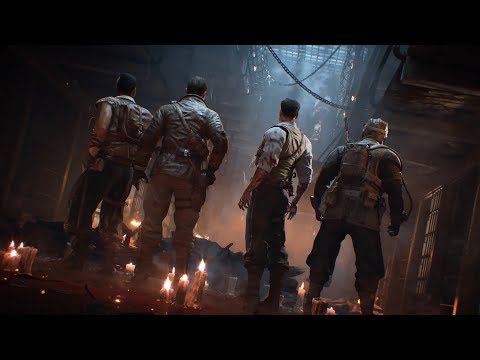 Call of Duty Black Ops 4 Zombies - Blood of the Dead