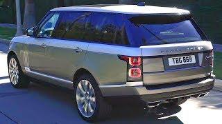 Range Rover SVAutobiography (2018) Better than Bentley Bentayga?