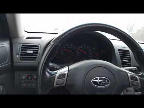 🚗 2006 Subaru Legacy GT K&N air filter blow off valve