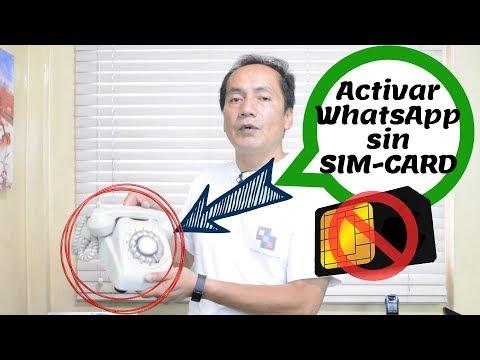 Activar WhatsApp Android sin la SIM Card | Tener 2 WhatsApp en 1 SmartPhone | Somos Android