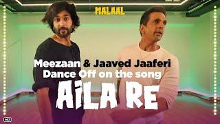 Meezaan & Jaaved Jaaferi Dance Off | Aila Re | Malaal 5th July