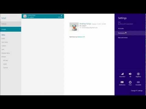 How To Add An Email Account On Windows 8