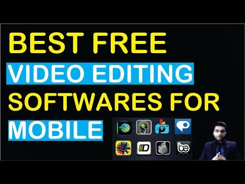 Best Free Video Editing Softwares For Android 2018