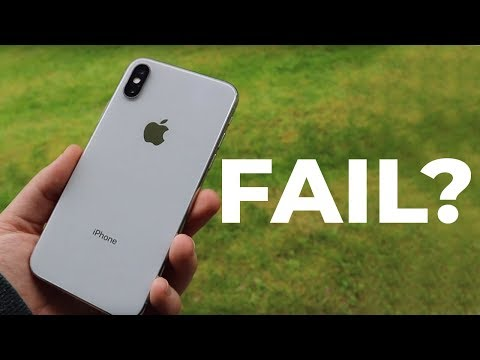 The iPhone X didn't fail, but is it dead?
