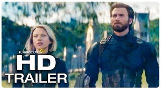 AVENGERS INFINITY WAR Thanos Destroys Wakanda Trailer (2018) Superhero Movie Trailer HD
