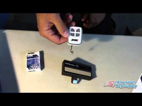 JMA Universal 4-in-1 Garage Door Remote (M-US1)