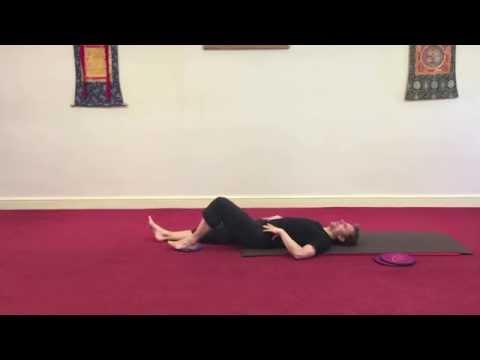 3 Dimensional Hip Release (Using Gliders) - with Danny Bridgeman
