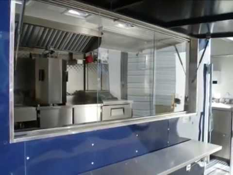 How to Build a High Quality Food Trailer - Starting a Street Food Business