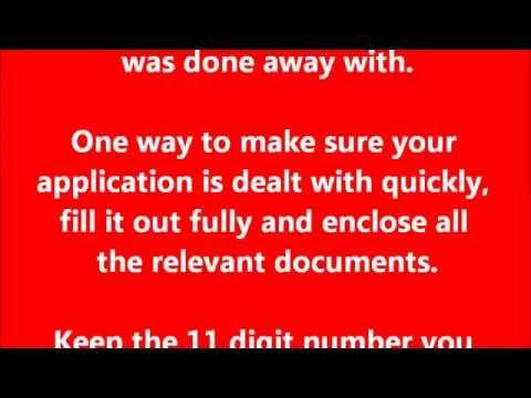 How to speed up an application for an Irish passport.