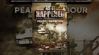 As It Happened Pearl Harbour