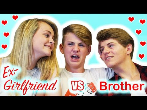 Ex-Girlfriend vs Brother - Who Knows MattyBRaps Better?