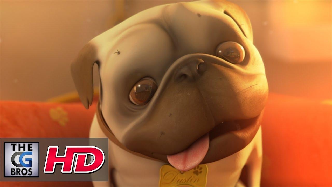 "**Award Winning** CGI 3D Animated Short Film:  ""Dustin""  - by The Dustin Team   TheCGBros"