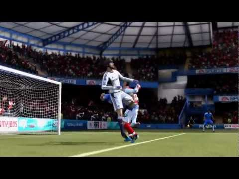 FIFA 12 - 3DS | iPad | iPhone | PC | PS2 | PS3 | PSP | Wii | Xbox 360 - video game trailer #10 HD