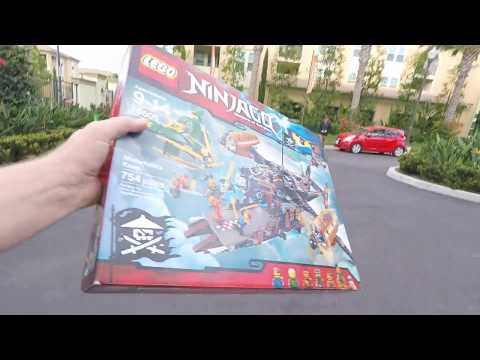 The LEGO Ninjago Movie set SOLD on Craigslist! Quickies with Knight