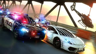 Police Chase & Escape!! (need For Speed: Payback, Part 3)