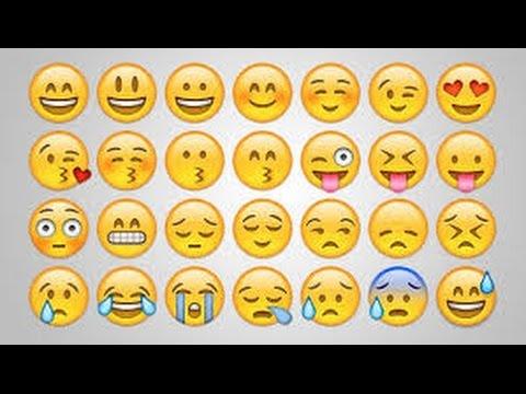 Como ativar o Emoji no Iphone e usar no Whatsapp