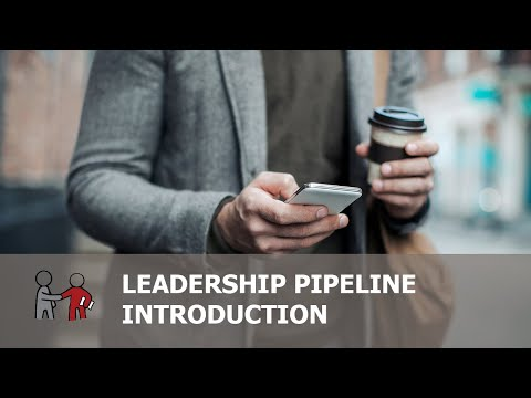The Leadership Pipeline an introduction