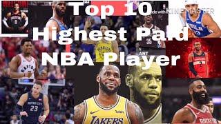 Top Paid Nba Players 2020.Nba Top 10 Videos 9tube Tv