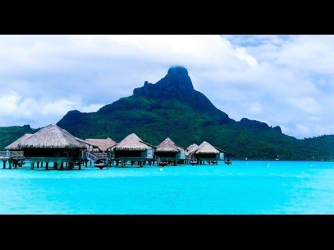 Tahiti and New Zealand Honeymoon