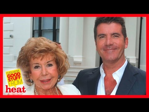 Simon Cowell opens up about the death of his mother