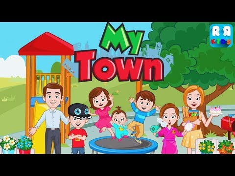 My Town : Home Family Doll House - It's A Big Update New Room and New House