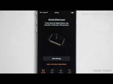 Apple Watch - How To Reset Your Apple Watch From Your iPhone
