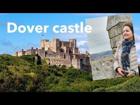 Куда поехать в Англии? Дуврский замок. Dover castle