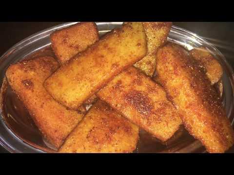 Yam Fry | Karunai Kilangu Fry | How to make Karunai Kilangu Fry