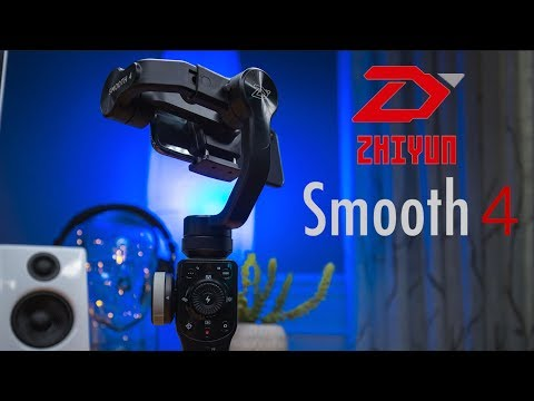 FIRST LOOK!  The NEW Zhiyun Smooth 4