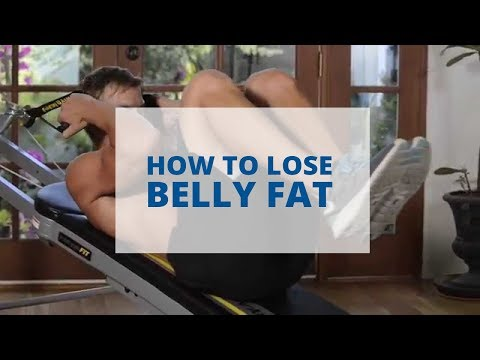 How To Lose Belly Fat - Total Gym Pulse