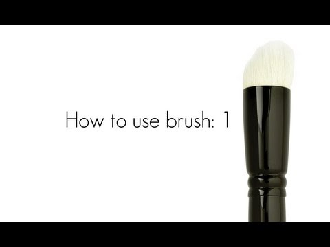 HOW TO USE: WAYNE GOSS THE COLLECTION BRUSH NO  1