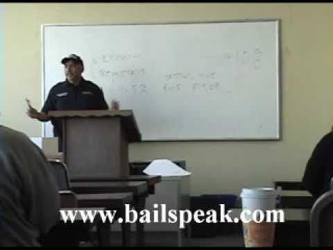 How to Become a Bail Bondsman