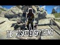 THEY RISKED IT ALL! (Rust Solo) (1/3)