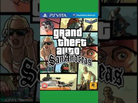The Top 3 GTA Games I Want For Ps Vita!