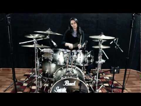 Thought of You-Justin Bieber (Drum Cover) - Rani Ramadhany