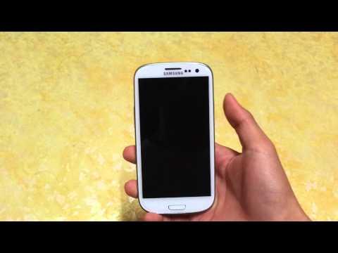 Galaxy S4 - Lock / Unlock / Touch Sound