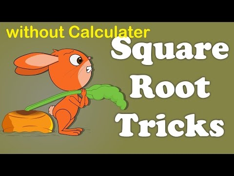How to Calculate Square Root Without Calculator (Bangla)